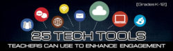 25 Tech Tools Teachers Can Use to Enhance Engagement – Unlimited Access DVD