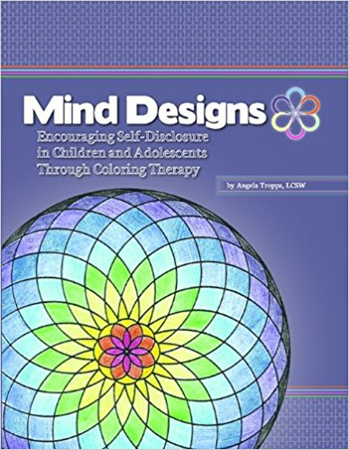 Mind Designs Book and CD by Angela Troppa