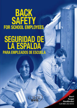 Back Safety For School Employees – DVD