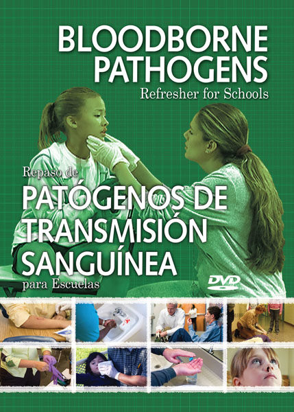 Bloodborne Pathogens Refresher For Schools – DVD