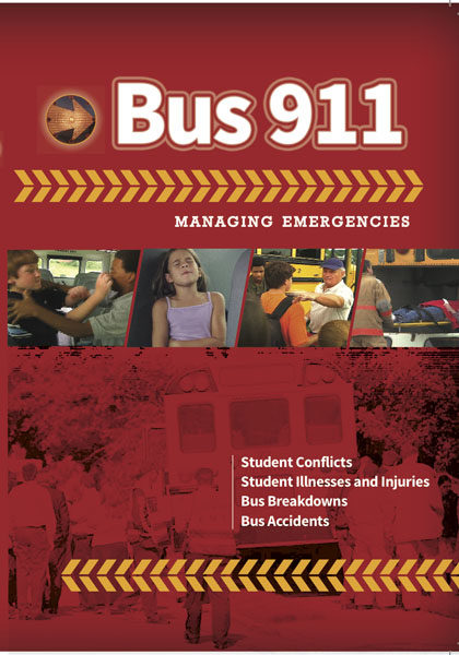 Bus 911: Managing Emergencies – DVD