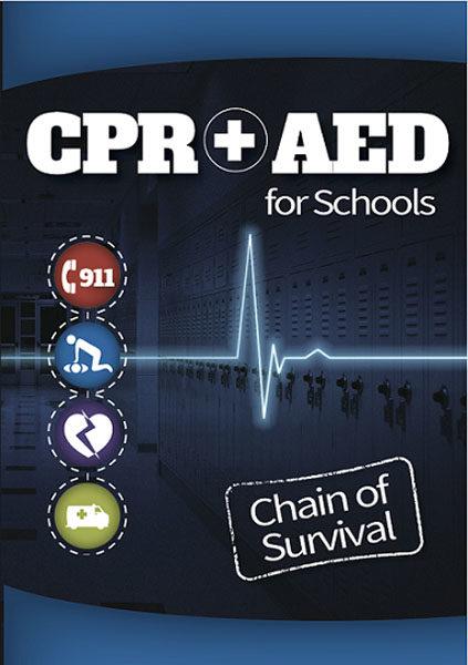 CPR & AED for Schools: Chain of Survival – Handbook