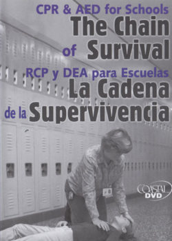 CPR and AED for Schools: The Chain of Survival – Handbook