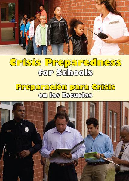 Crisis Preparedness For Schools – DVD