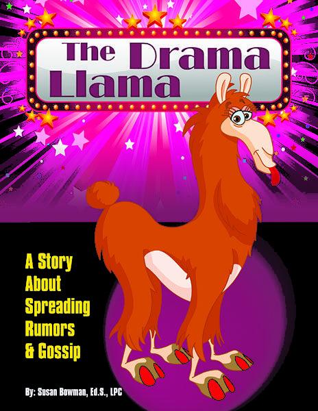 Drama Llama by Susan Bowman