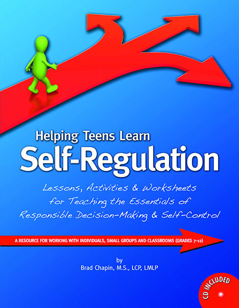 Helping Teens Learn Self-Regulation with CD by Brad Chapin