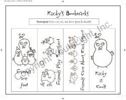 Kicky, the Mean Chick, Learns Her Lesson by Erika Shearin Karres