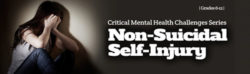 Non-Suicidal Self-Injury Webinar – DVD