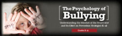 Psychology of Bullying: Mindset of the Perpetrator Webinar –  Single User