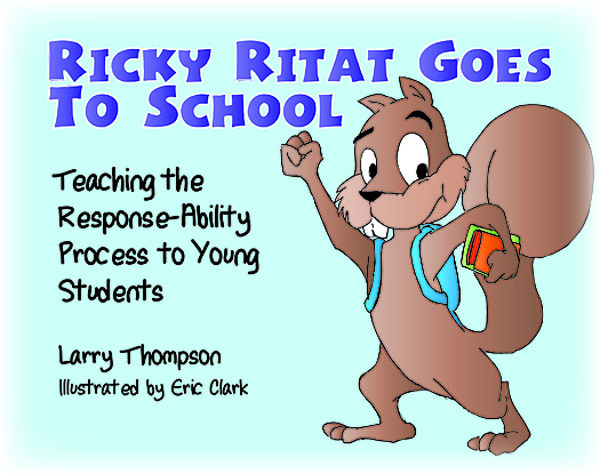 Ricky Ritat Goes to School by Larry Thompson