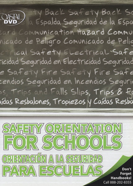Safety Orientation For Schools – DVD