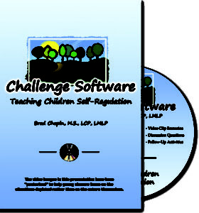 Self-Regulation Challenge Software DVD