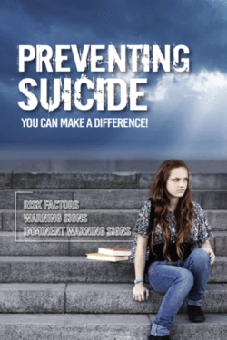 Preventing Suicide – You Can Make a Difference!