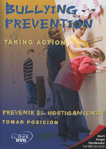 Bullying Prevention: Taking Action – DVD