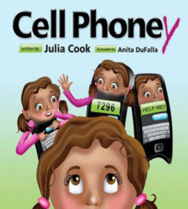 Cell Phoney by Julia Cook