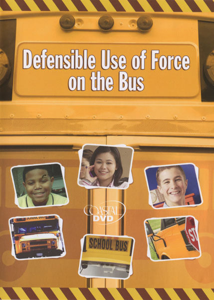 Defensible Use Of Force On The Bus – DVD