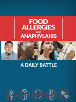 Food Allergies and Anaphylaxis: A Daily Battle – Handbook