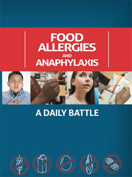 Food Allergies and Anaphylaxis – DVD