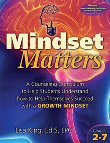 Mindset Matters by Lisa King
