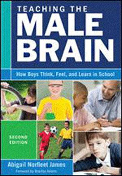 Teaching the Male Brain by  Abigail Norfleet James