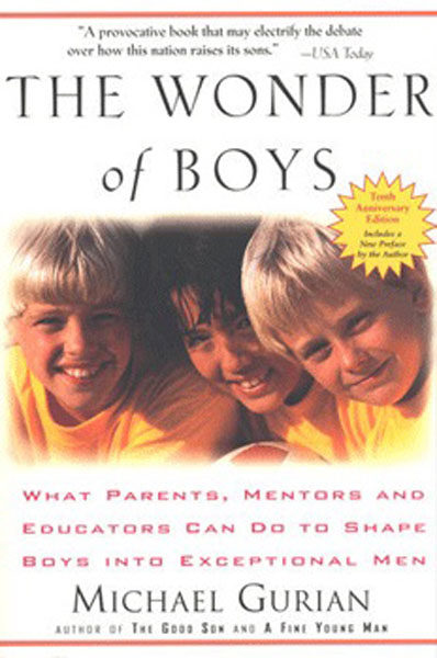 The Wonder of Boys by Michael Gurian